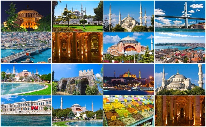 ALL IN ONE DAY ISTANBUL TOUR